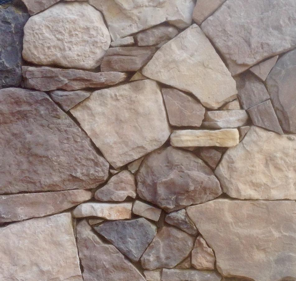 Stonebridge/ Rustic Mountain Stack
