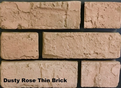 "Dusty Rose Thin Brick • <a style=""font-size:0.8em;"" href=""http://www.flickr.com/photos/40903979@N06/24579409161/"" target=""_blank"">View on Flickr</a>"