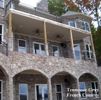"""Custom: Tennessee Grey / French Country Arches • <a style=""""font-size:0.8em;"""" href=""""http://www.flickr.com/photos/40903979@N06/4287651779/"""" target=""""_blank"""">View on Flickr</a>"""