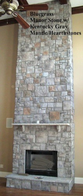 "Tennessee Gray Manor Stone Fireplace • <a style=""font-size:0.8em;"" href=""http://www.flickr.com/photos/40903979@N06/4287627659/"" target=""_blank"">View on Flickr</a>"