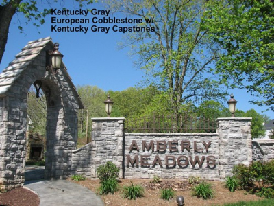"Kentucky Gray European Cobblestone Archway and Wall • <a style=""font-size:0.8em;"" href=""http://www.flickr.com/photos/40903979@N06/4288598882/"" target=""_blank"">View on Flickr</a>"