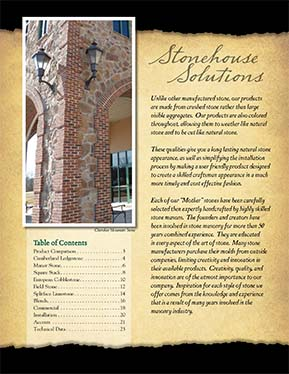 Download the Stonehouse Solutions Brochure